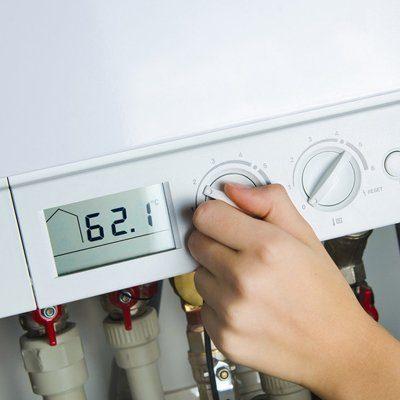 Repairing boiler